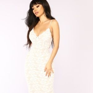 Brand New Fashion Nova Lace Dress
